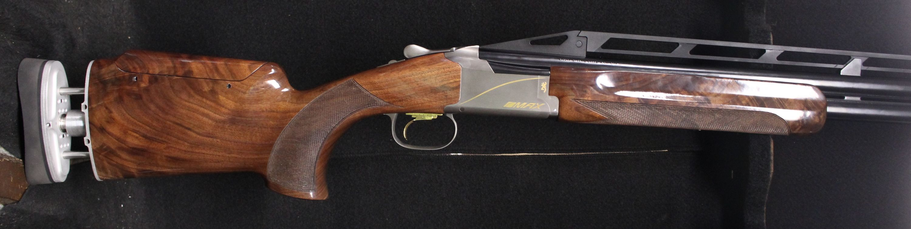 Browning Citori 725 Trap Max