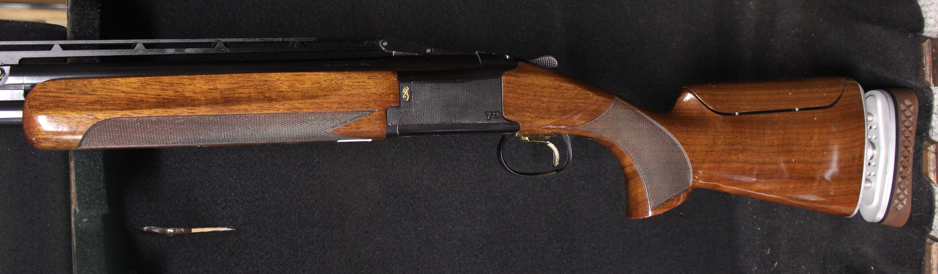 Browning 725 Unsingle