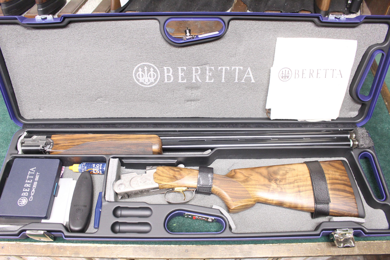 New Beretta Shotguns Online | Inventory | Joel Etchen Guns